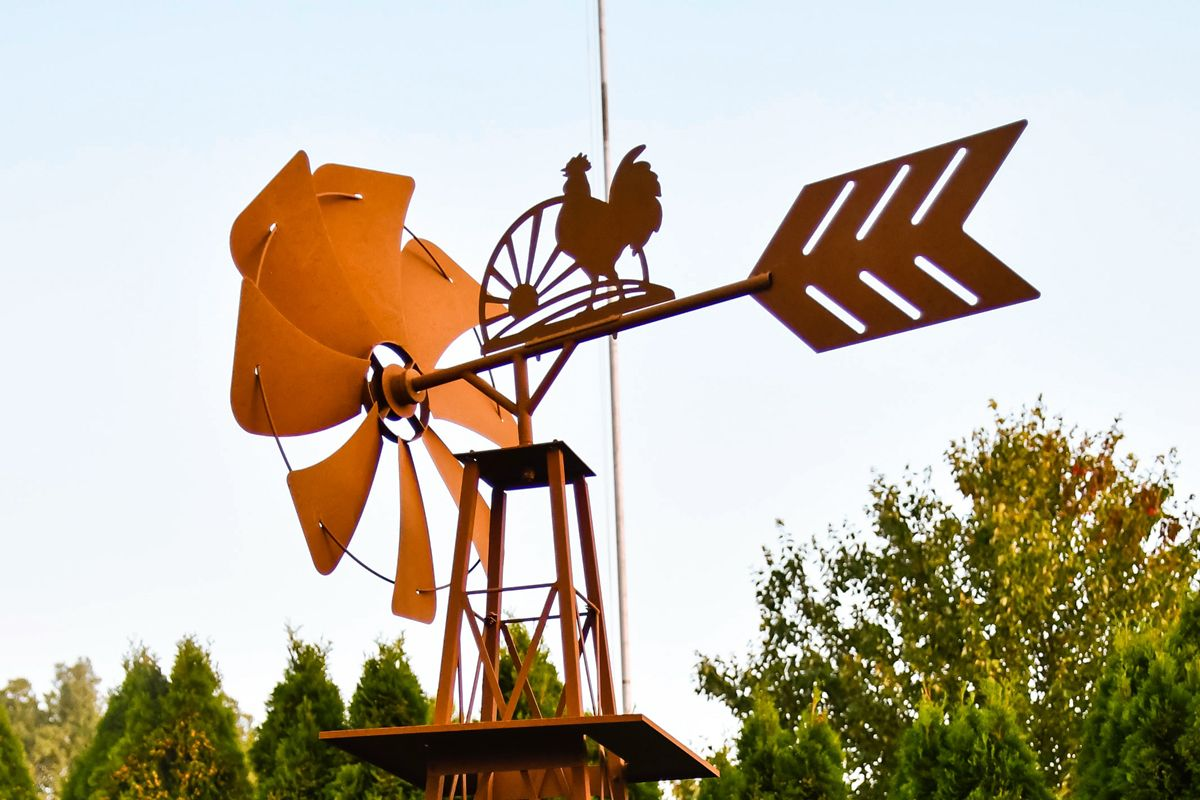 Personal Wind Pump